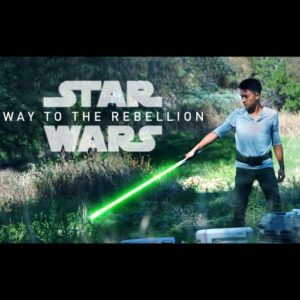 """George Shaw: """"In the spirit of the upcoming Rogue One movie, and Cris Velasco's amazing Star Wars track, here's a cue from a fan film, beautifully recorded by CMG Music Recording at Warner Bros (nonunion/Fi-core orchestra of LA musicians)."""""""